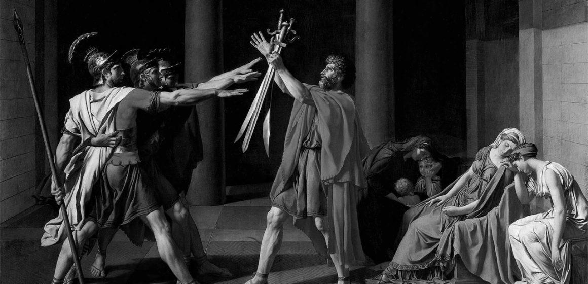 Tarihi Bir Yemin: Horas Kardeşler ve Halkın Egemenliği