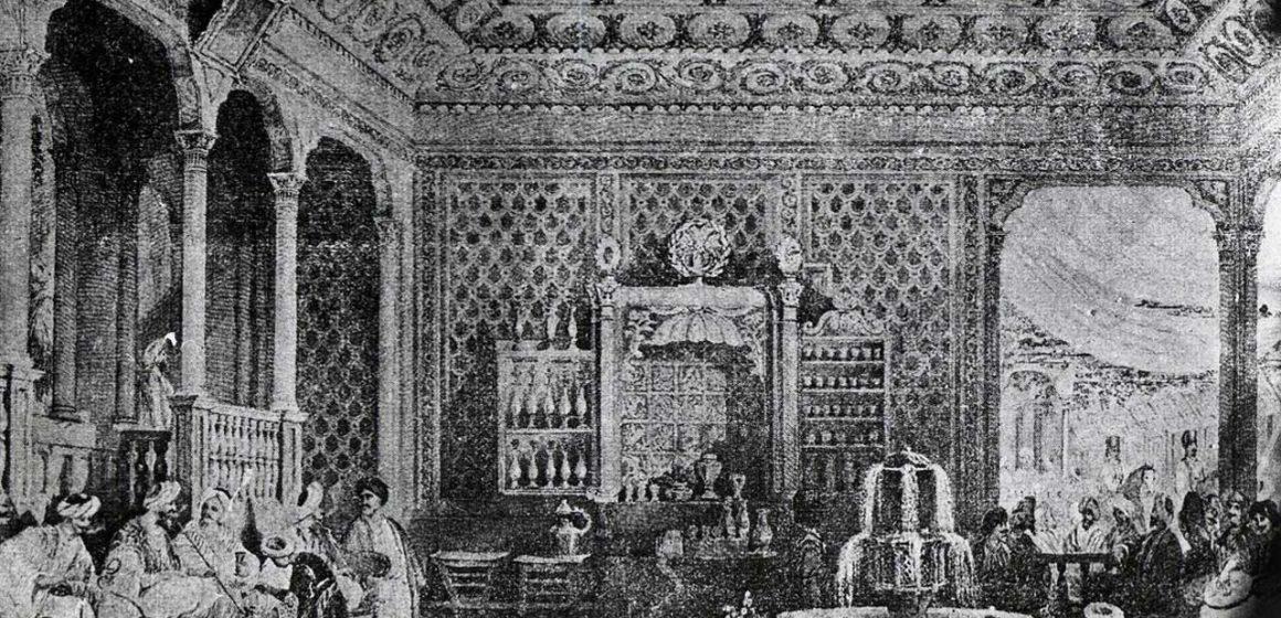 Kahvenin İstanbul'daki Serüveni ve Kahvehaneler