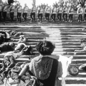 Odessa Merdivenleri Sekansına Sovyet Montaj Bağlamında Bir Analiz