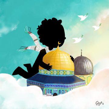 Kudüs: Gülümseyen Aksa