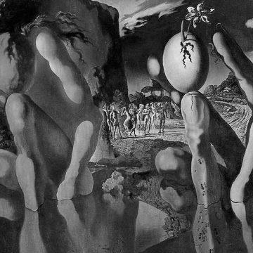 Narkissos, Aşk Şarkısı ve Dali: Baştan Sona Sürrealizm
