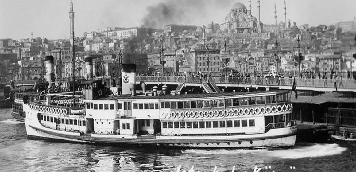 Modernleşmenin Eşiğinde İstanbul